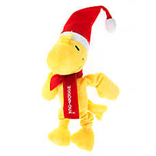 Peanuts® Pet Holiday Woodstock Bungee Dog Toy