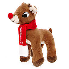 Pet Holiday™ Rudolph Dog Toy