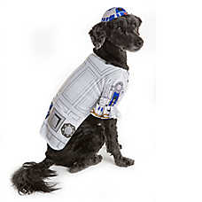 Star Wars™ Pet Halloween R2D2 Pet Costume