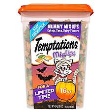 WHISKAS® TEMPTATIONS® Mummy Mixups Cat Treat