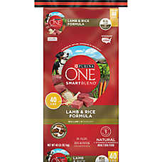 Purina ONE® Smartblend® True Instinct Adult Dog Food - Lamb & Rice