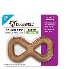 DOGSWELL® Boundless Medium Dog Chew Treat - Grain Free, Chicken