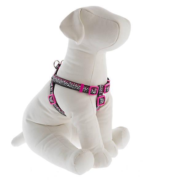 Top Paw 174 Leopard Adjustable Dog Harness Dog Harnesses