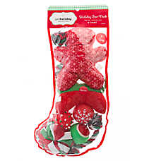 Pet Holiday™ Winter 8-Pack Dog Toy