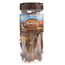 Dentley's® Nature's Chews Buffalo Jerky Medium Dog Treat - Natural