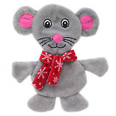 Pet Holiday™ Mouse Flattie Dog Toy