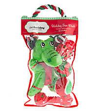 Pet Holiday™ Gator 6-Pack Dog Toy