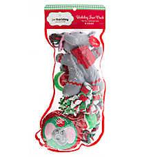 Pet Holiday™Elephant 8-Pack Dog Toys