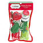 Pet Holiday™ Elephant and Monkey Long Body 2-Pack Dog Toy