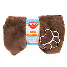 Grreat Choice® Paw Dog Blanket