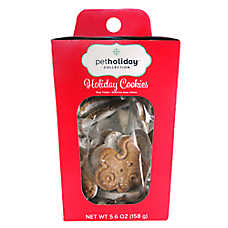 Pet Holiday™ Holiday Cookies Gingerbread Dog Treat