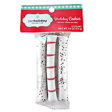 Pet Holiday™ Holiday Cookies Dipped Sticks Dog Treat