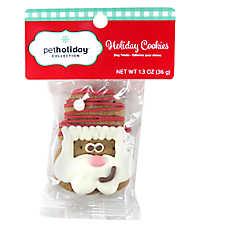 Pet Holiday™ Holiday Cookies Santa Dog Treat