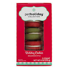 Pet Holiday™ Holiday Cookies Macaroon Dog Treat