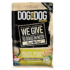 Dog For Dog DogsFood Healthy Weight Adult Dog Food - Chicken Meal