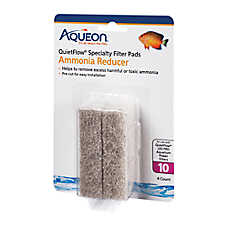 Aqueon® QuietFlow Specialty Ammonia Reducer Filter Pads