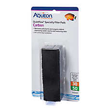 Aqueon® QuietFlow Specialty Carbon Filter Pads