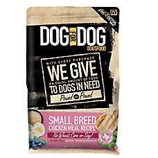 Dog For Dog DogsFood Small Breed Dog Food - Chicken Meal
