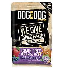Dog For Dog DogsFood - Grain Free, Duck Meal