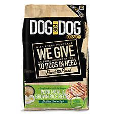 Dog For Dog DogsFood - Natural, Pork Meal & Brown Rice