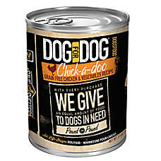 Dog For Dog DogsFood - Grain Free, Chicken & Vegetable