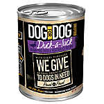 Dog For Dog Duck-a-Luck Dog Food - Grain Free, Duck & Vegetables
