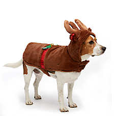 Pet Holiday™ Reindeer Dog Costume