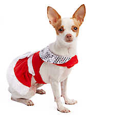 Pet Holiday™ Mrs Claus Dog Costume