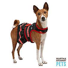 Martha Stewart Pets® Holiday Fair Isle Harness Dress