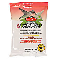 Perky-Pet® Hummingbird Red Instant Nectar Powder