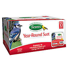 Scotts Year Round Suet