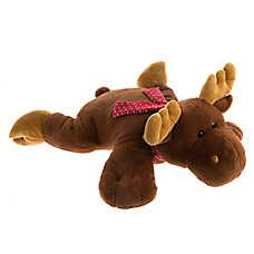 Pet Holiday™ Seasonal Reindeer Dog Toy