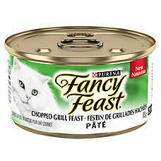 Fancy Feast® Adult Cat Food - Chopped Grill Feast