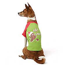 Pet Holiday™ Gingerbread Dog Tee