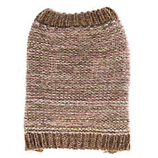 Top Paw® Marled Dog Sweater
