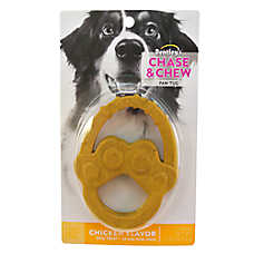 Dentley's® Chase & Chew Paw Tug Large Dog Treat - Chicken