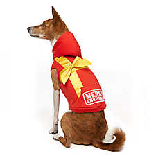 Pet Holiday™ Present T-Shirt Hoodie