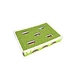 Petstages® Grass Patch Hunting Box Cat Toy