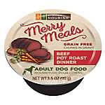 Simply Nourish™ Merry Meals Adult Dog Food - Grain Free, Beef Pot Roast