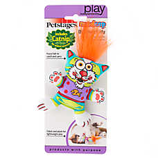 Petstages® Big Hair Kitty Cat Toy