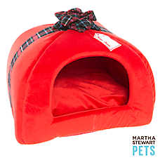 Martha Stewart Pets® Holiday Present Dog Bed