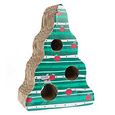 Pet Holiday™ Corrugate Tree Scratcher