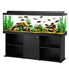 Aqueon® 125 Gallon Aquarium Ensemble