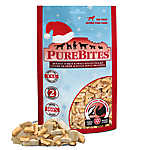 PureBites® Holiday Dog Treat - Natural, Freeze Dried, Turkey & Sweet Potato
