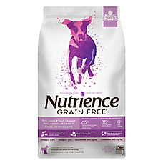 Nutrience® Grain Free Dog Food - Pork, Lamb & Venison