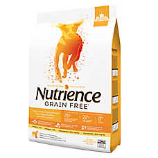 Nutrience® Grain Free Dog Food - Turkey, Chicken & Herring