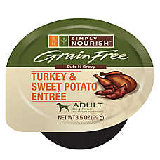 Simply Nourish™ Adult Dog Food - Grain Free, Turkey & Sweet Potato