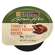Simply Nourish™ Adult Dog Food - Grain Free, Turkey & Sweet Potato
