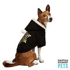 Martha Stewart Pets® Holiday Snowflake Hoodie