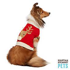 Martha Stewart Pets® Reindeer Sweater